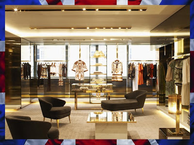 Gucci, Londres, London, flagship store,