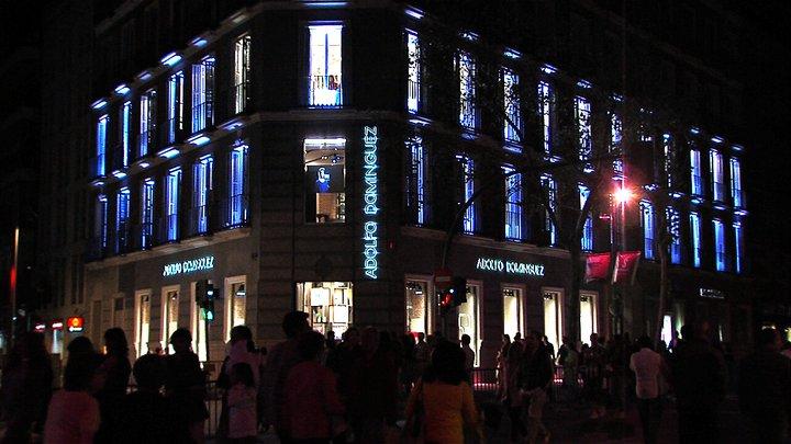 Adolfo dominguez flagship store madrid suits shirts - Joyeria calle serrano ...