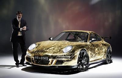 Ferdinand Porsche 911 GT3 RS