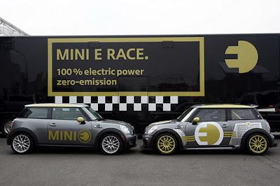 MINI E-Race