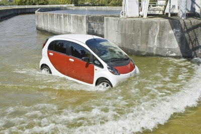 Испытания Mitsubishi_i-MiEV
