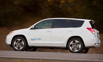 Электромобиль Toyota RAV4 EV