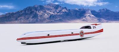 Самый быстрый электромобиль 1999 года White Lightning