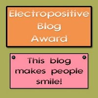 Electropositive Blog Award