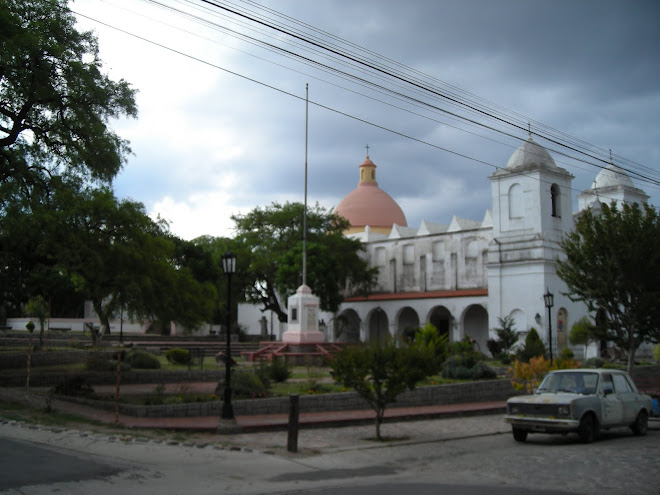 Tulumba, el Camino Real - Norte cordobés