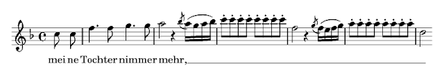 """Der hölle rache"" Aria de la Reina de la Noche La Flauta Mágica deWolfang Amadeus Mozart. Partitura de la Flauta Mágica y Letra y del Aria de la Reina de la Noche"