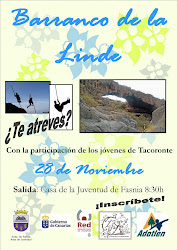 BARRANCO LA LINDE