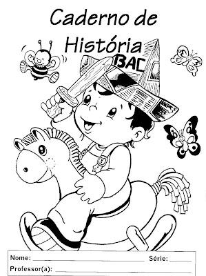 011 31 LINDAS CAPAS DE CADERNO! para crianças