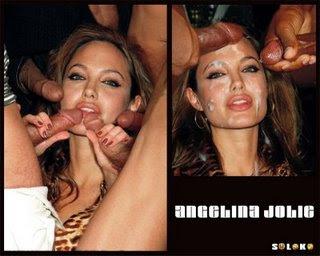 Angelina Jolie Nude Naked