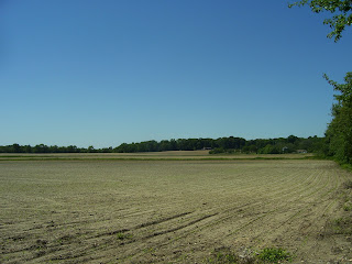 Proposed site of new Catholic High School in Harrison