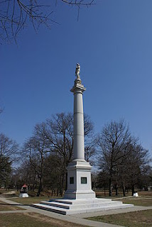 Red Bank Battlefield Monument, National Park, NJ