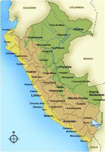 Informacion De Peru. la información de manera