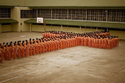 Dancing Inmates Performing Michael Jackson's This Is It