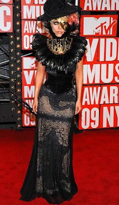 lady gaga VMA 2009