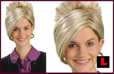 Kate wig -  Kate Gosselin wig