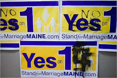 Maine Gay Marriage Vote
