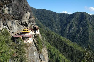 Taktsang Monastery Bhutan photos