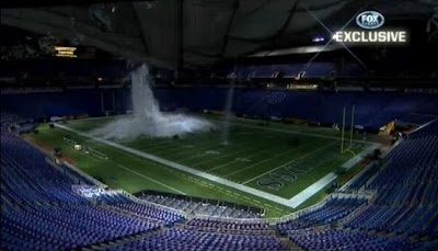Metrodome Collapse Video | Vikings Stadium Collapse | Metrodome Roof collapsed
