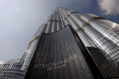 At.Mosphere-World's Highest Restaurant