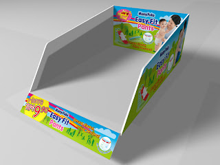 Point of Sale (POS) Design: Product Tray