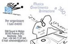 SIM [>] Sound In Motion [Musica Divertimento Animazione a 360°]