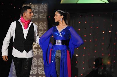 Deepika & Akshay