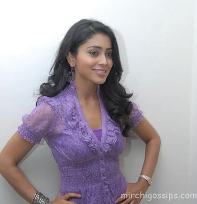 Actress Shriya Sharan Photo Gallery