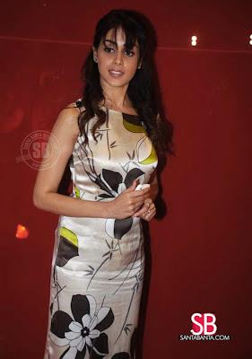 Genelia Dsouza at the Ceres Store Launch