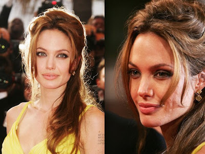 Angelina Jolie Formal Hairstyle Ideas