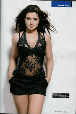 Amisha Patel hot
