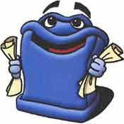 Resultado de imagen de al contenedor Azul