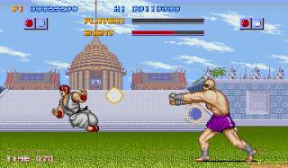 Atari Dövüş Oyunu