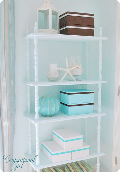 Tiffany Blue Bedroom Girl