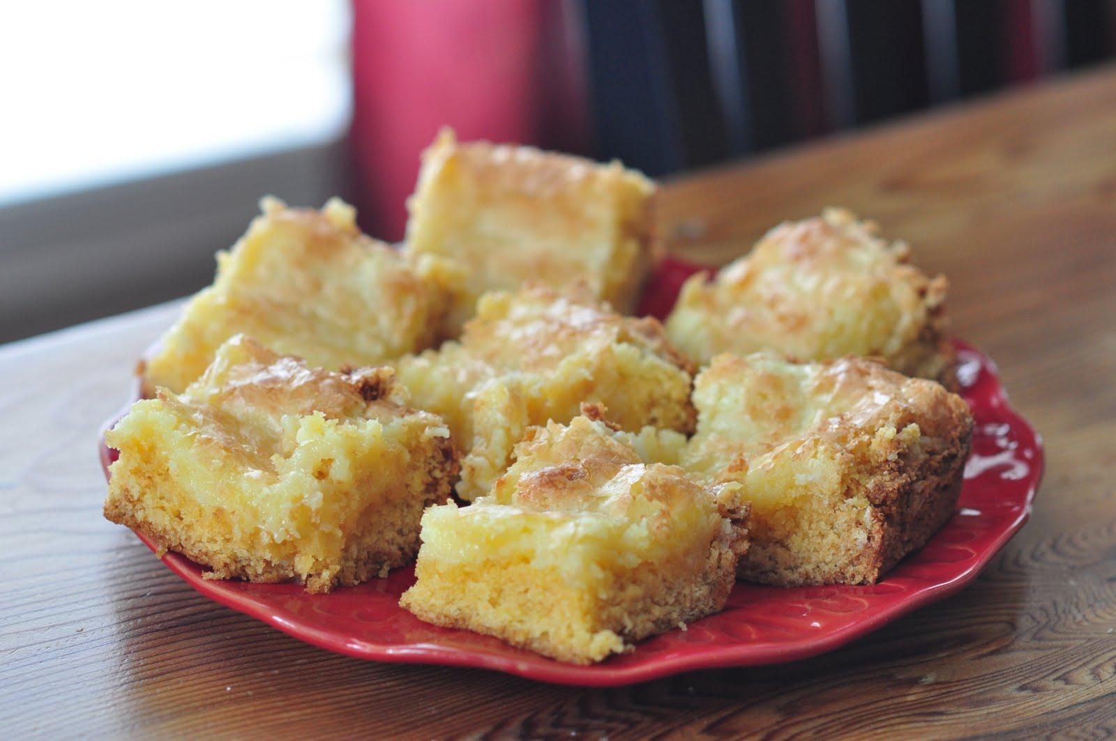 Gooey Butter Coffee Cake