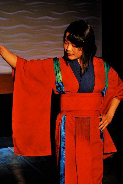 Treaditional/Contempory Kimono
