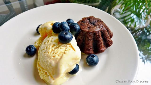 Molten Lava Cake Using Plain Flour