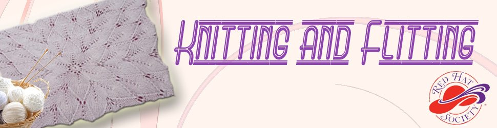 Knitting &amp; Flitting