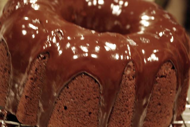 AMORRIS: Recipe Alert: Too Much Chocolate Cake