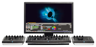 Quantel Pablo with Stereoscopic 3-D editing