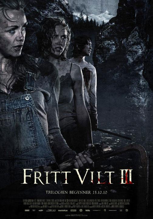 გადარჩენა / Fritt vilt III