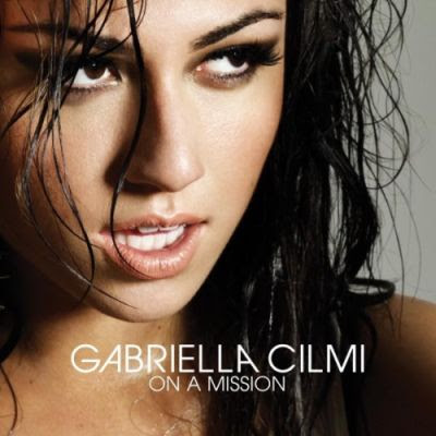 gabriella cilmi, on a mission, cover