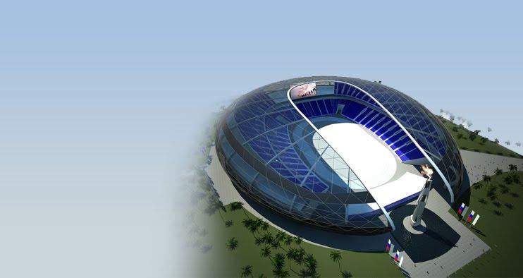 sochi 2014, central stadium