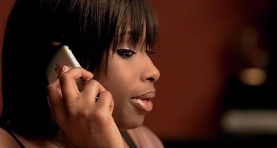 jennifer hudson, spotlight, iphone