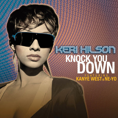 keri hilson, kanye west, ne-yo, knock you down