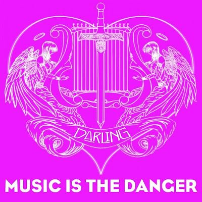 axel baron, music is the danger, cover