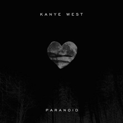 paranoid, cover, kanye west