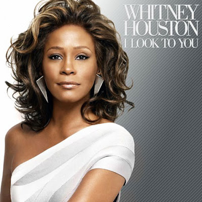 whitney houston, i look at you, cover