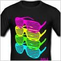 shutter shades, tshirt