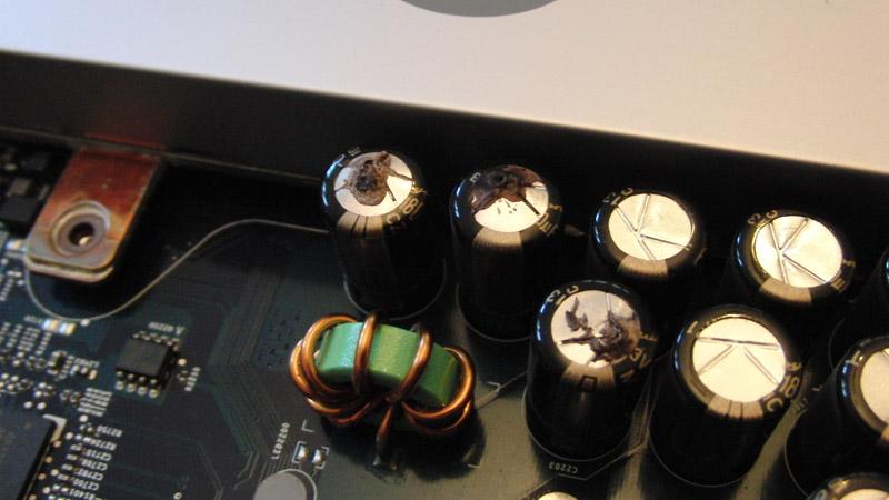condensatori iMac G5