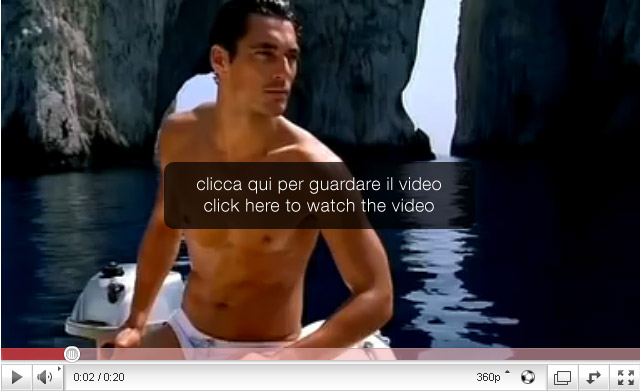 dolce & gabbana, light blue, commercial 2007